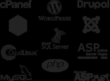 Web Hosting applications