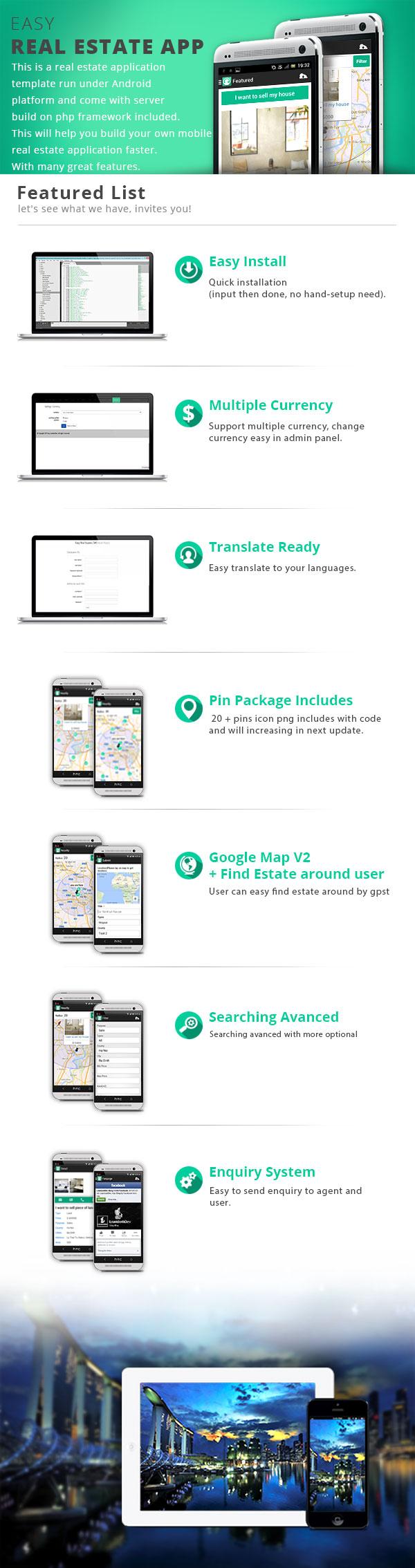 mobile app features Cairo Web Design