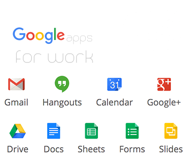 Google APPS & Business Mail Cairo Web Design