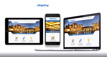 Responsive Web Design Dlighting