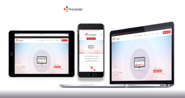 Responsive Web Design PMO arabia