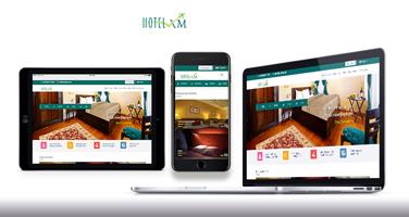 Responsive Design Hotelxm