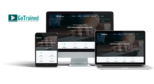 Online Training Website Design